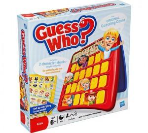 Hasbro - Guess Who Reinvention English - 05801E