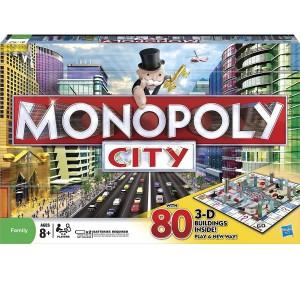 Hasbro - Monopoly City - 1790