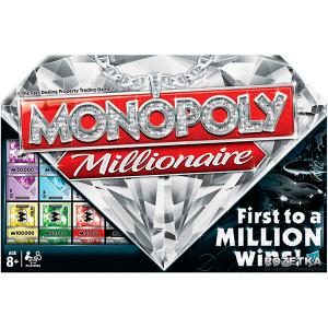 Hasbro - Monopoly Millionaire - 98838