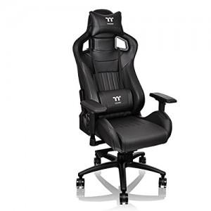 Thermaltake TteSPORTS Gaming Chair X-Fit Premium 100 Black - GC-XFS-BBMFDL-01