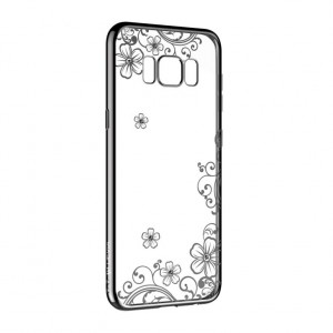 Devia Crystal Joyous Soft Case for S8  (DEVIA-S8)
