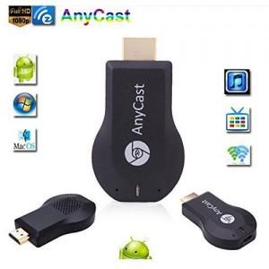 Anycas Chromecast Wifi HD digital USB 1080p TV Stick transmisor HDMI reproductor - 123458717
