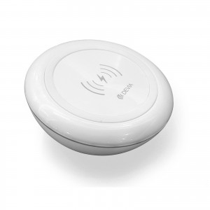 Devia Non-Pole Series Inductive Fast Wireless Charger - 304989-WH
