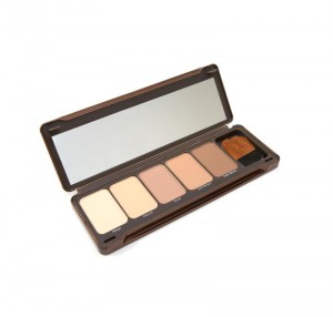 Beauty Creations - Tin Contour Palette