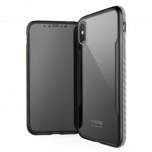 X-Doria - iPhone X Case Fense - Grey