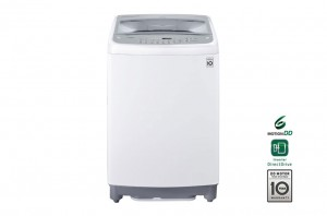 LG Washer Top Load 17KG, Silver - T1766NEFTF