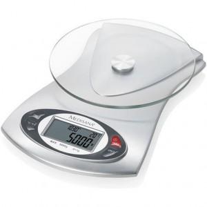 Medisana KS220 Kitchen Scale Glass Plate 5 Kg 40467