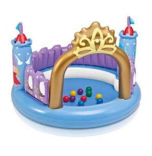 Intex - Ball Toyz Magic Castle Bouncer - 48669