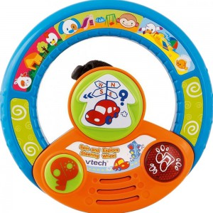 VTech - Spin and Explore Steering Wheel - 100803