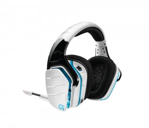 Logitech G933 Artemis Spectrum Wireless 7.1 Surround Gaming Headset - White