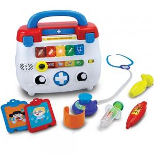 VTech - Pretend & Learn Doctor's Kit Learning Toy - 178303