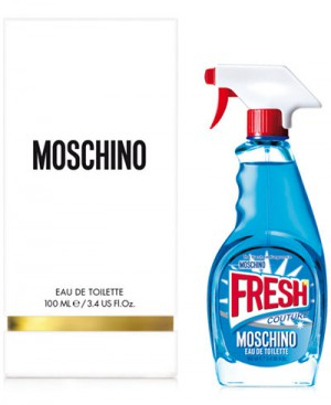 Moschino Fresh Couture Eau de Toilette- 100 ML