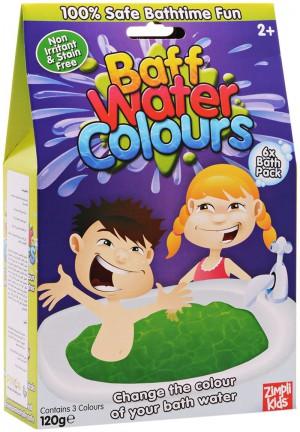 Zimpli Kids Baff Water Colors - 5417