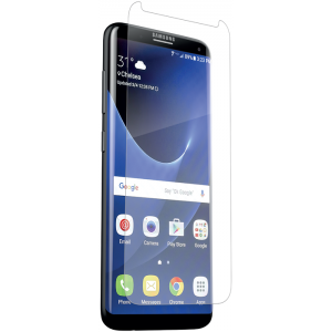 ZAGG - Invisible Shield Samsung  S8 Hd Dry - Screen Protector - ZG-GS8HDS-F00