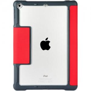 STM Dux Rugged Case for iPad 9.7 (2017) - Red - STM-222-160JW-29