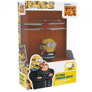 Wow! Stuff Despicable Me 3 Flying Minion Dave- Min-1017