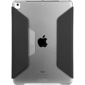STM Studio Case for iPad 2017 / 9.7 / Air 1 & 2 - Black / Smoke - STM-222-161JW-01