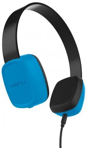 Kenu - Groovies Kids Stereo Headphones - Blue (GV1-BL-NA)