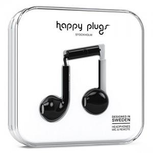 Happy Plugs Earbud Plus Wireless - Black (HP-7885)