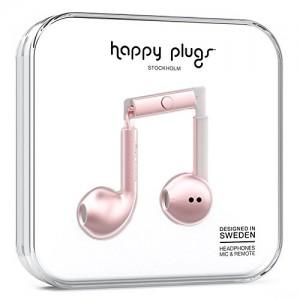 Happy Plugs Earbud Plus Wireless - Pink Gold (HP-7887)