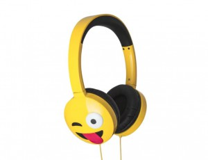 Jam Audio Jamoji Wired Headphones - Just Kidding (HX-HPEM01-EU)