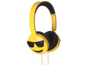 Jam Audio Jamoji Wired Headphones - Too Cool (HX-HPEM02-EU)