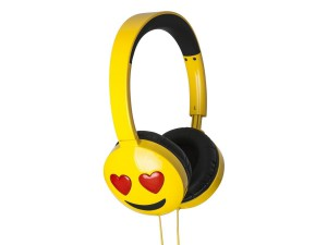 Jam Audio Jamoji Wired Headphones - Love Struck (HX-HPEM03-EU)