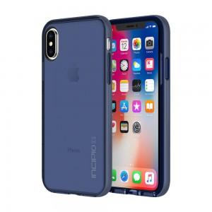 INCIPIO iPhone X Octane Lux Case - Midnight Blue - ICP-IPH1639-MDNT