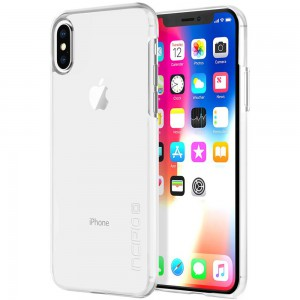 INCIPIO iPhone X Feather Pure - Clear (ICP-IPH1644-CLR)
