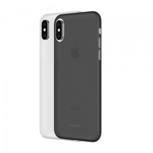 INCIPIO iPhone X Feather Light ( 2 Pack ) - Frost / Smoke - ICP-IPH1645-FSM