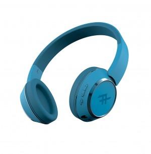 Ifrogz Audio Coda Wireless Headphone With Mic - Blue
