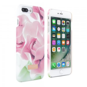 Proporta Ted Baker iPhone 8/7/6S/6 Shell Case - Annotei - Porcelain Rose Black - PRO-42240