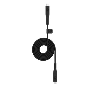 Mophie Pro 2.0 Cable Series 2m USB-c to USB-c - Black (MPH-3613-PRO2-CC-2M)