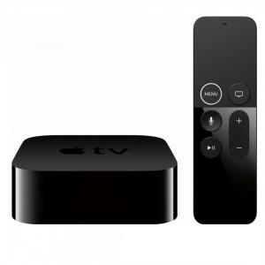 Apple TV 4K 64GB - Black - A1842-64