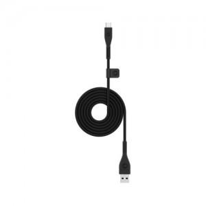Mophie Pro 3.1 Cable Series 1m USB-a to USB-c - Black (MPH-3617-PRO3-AC-1M)