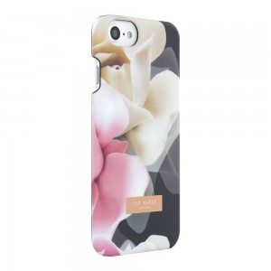 Proporta Ted Baker Iphone 8/7/6s/6 Shell Case - Annotei - Porcelain Rose Black (PRO-42240)