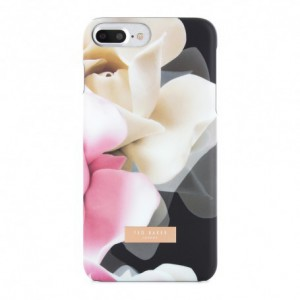 Proporta Ted Baker Iphone 8/7/6s/6 Plus Shell Case - Annotei - Porcelain Rose Black (PRO-42431)