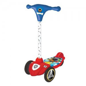 Kiddieland - My First Paw Patrol Activity Scooter - 54486