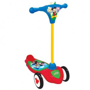 Kiddieland - My First Mickey Activity Scooter - 48512