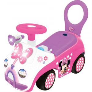 Kiddieland - Minnie Mouse Sweetie Cutie Ride on - 48751