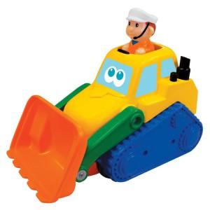 Kiddieland - Push N Go Construction Tractor - 49874