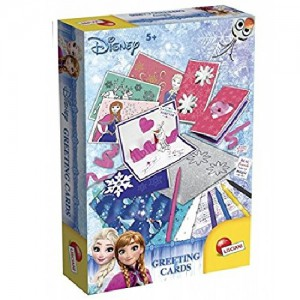 Lisciani - Frozen Greeting Cards - 52936