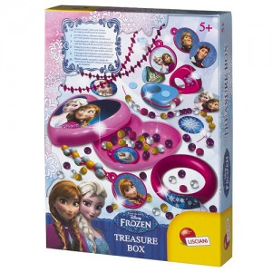 Lisciani - Frozen Treasure Box - 51441