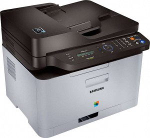 Samsung Color Laser Printer with Fax 4 in 1 WiFi - SL-C460FW/SAU