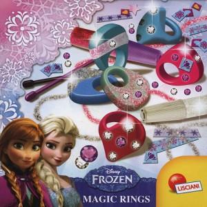 Lisciani - Frozen Pocket Bijoux Asst -  49189