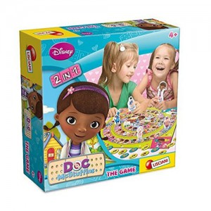 Lisciani - Doc Mcstuffins the Game - 43798