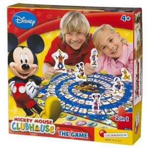 Lisciani - Mickey Clubhouse Super Game - 40629