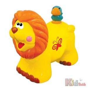 Kiddieland - Push N' Go Lion - 51706