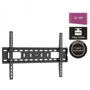 Orca Fixed Wall Mount For 32 To 60 Inch TVs