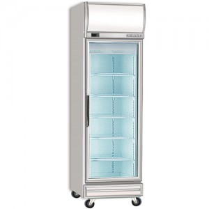 Orca 1 Door No Frost Commercial Refrigerator - 1D/DC-SM